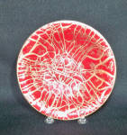 """Click to view larger image of Annemarie Davidson 6"""" Grooveline bowl (Image2)"""