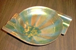 Bovano 6 inch Green Sunburst 4 rest ashtray