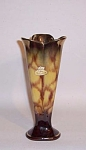 Click here to enlarge image and see more about item 4701: Bay Keramik West German trumpet vase