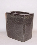 Click here to enlarge image and see more about item 747: Ballard #21 ovoid top rectangular vase