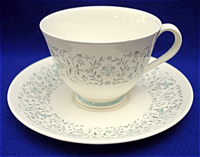 Royal Doulton Arabesque Cup and Saucer (Image1)