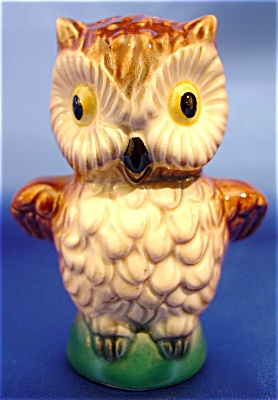 Vintage Goebel Owl Figurine - W. Germany