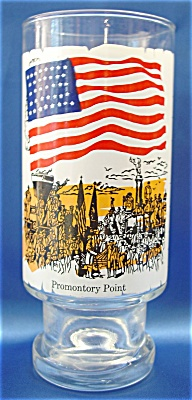 The Continent & Beyond; Promontory Point Drinking Glass