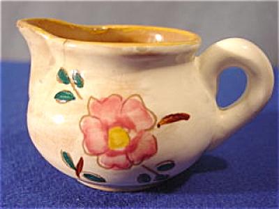 Miniature Stangl Garden Flower Jug (Image1)