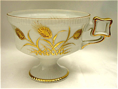 Lefton Golden Wheat Teacup (Image1)