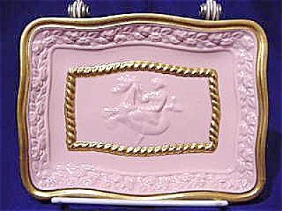 Miniature Decorative Tray - Italy (Image1)