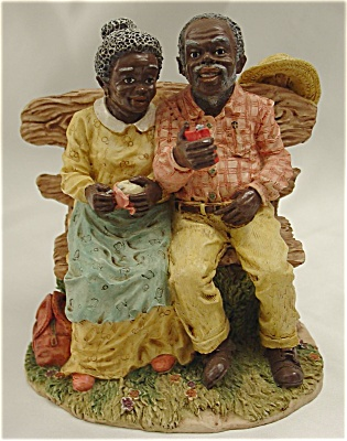 'A Moment Together'  Couple Figurine (Image1)