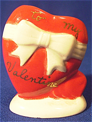 Miniature 'To My Valentine' Vase (Image1)