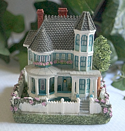 Mayor Griffin's House (Retired-2000) Americana Collection (Image1)