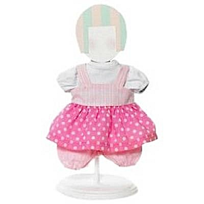 Madame Alexander Sweet Baby Nursery Little Beauty Party Dress Outfit For Doll