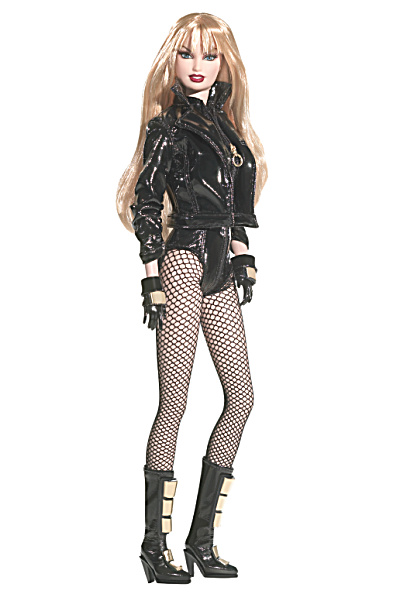Black Canary Barbie® Doll (Image1)
