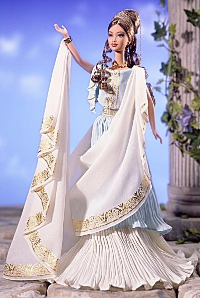 Goddess of Beauty™ Barbie® Doll (Image1)