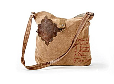 The Mandy Handmade Patchwork Shoulder Bag Satchel (Image1)