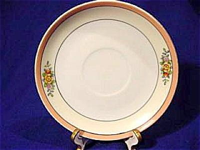 Noritake Handpainted Saucer (Image1)