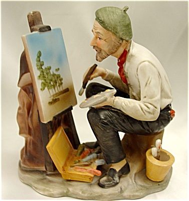 'The Artist ' by Lefton (Image1)