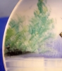 Click to view larger image of Hand Painted Windmill Plate (Image4)