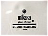 Click to view larger image of Rambling by Mikasa Dinner Plate (Image3)