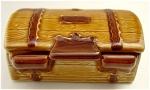 Click here to enlarge image and see more about item 128: Wade Treasure Chest Trinket Box