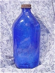 Click to view larger image of Vintage Phillips Milk of Magnesia Bottle (Image1)