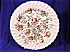 "Click to view larger image of ""Bouquet"" Staffordshire 10in. Dinner  Plate (Image2)"