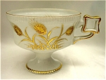 Click to view larger image of Lefton Golden Wheat Teacup (Image1)