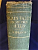 Click to view larger image of Plain Tales From The Hills - Kipling - OLD (Image2)