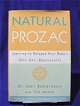 Click here to enlarge image and see more about item 246781: Natural Prozac - Robertson & Monte
