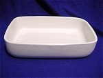 Click here to enlarge image and see more about item 252: Haeger Rectangular Serving Dish