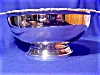 Click to view larger image of Sterling Silver Plated Wm. A. Rogers Footed Fruit Bowl (Image3)