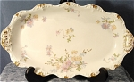 Click here to enlarge image and see more about item 286: French Limoges Blakeman & Henderson  Platter