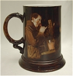 Click here to enlarge image and see more about item 343: Jean Pouyat Limoges Mug/Tankard