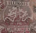 Click to view larger image of 1960s 9 inch Illinois State Plate (Image2)