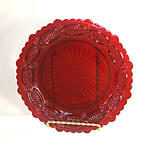 Avon Ruby Cape Cod 7.5 Inch Salad Plate, 8 Available (Image1)