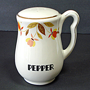 Hall Autumn Leaf Replacement Pepper Shaker