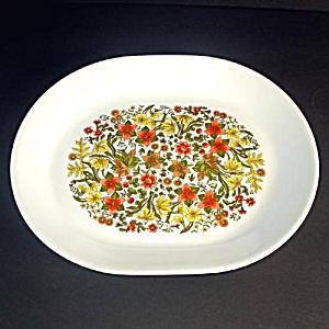 Corelle Indian Summer Oval Serving Platter (Image1)