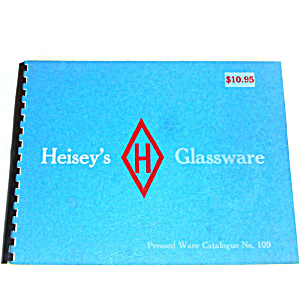 1974 Reprint Heisey Glassware Catalog No. 109 (Image1)