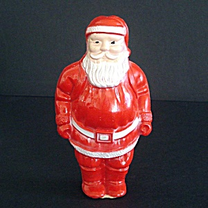 Irwin Celluloid Santa Claus Christmas Figure