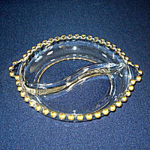 Imperial Candlewick Divided Round Relish Dish (Image1)