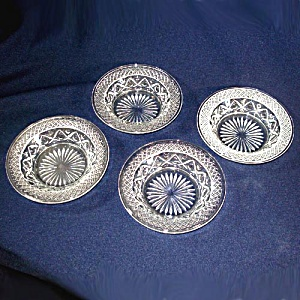 4 Imperial Cape Cod Baked Apple Bowls Dishes (Image1)