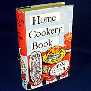 Home Cookery Book 1956 Jean Conil Cookbook (Image1)