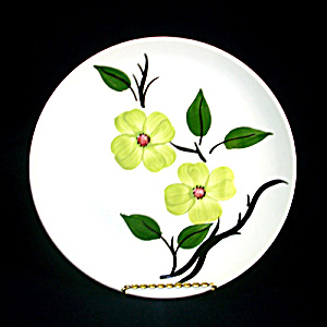 Blue Ridge Southern Dogwood Dinner Plate, 5 Available