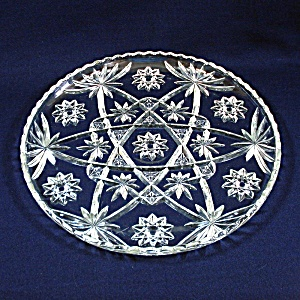 Eapc Early American Prescut Large Serving Plate Tray
