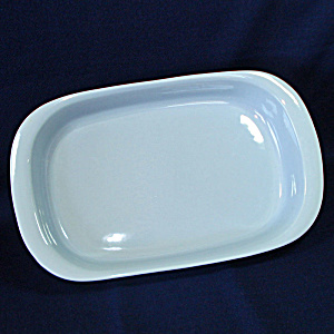 Pfaltzgraff Essence Blue 2 Quart Baking Dish