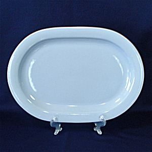 Pfaltzgraff Blue Essence 15 Inch Oval Serving Platter