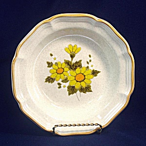 Mikasa Sunny Side Garden Club Soup Bowl Mint, 3 Available