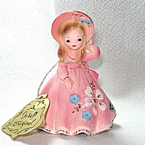 Josef Originals Southern Bell Girl Figurine