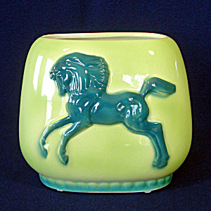 Royal Copley Deco Pony Horse Planter Vase