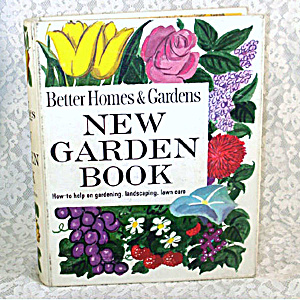 Better Homes And Gardens New Garden Book Ring Bound