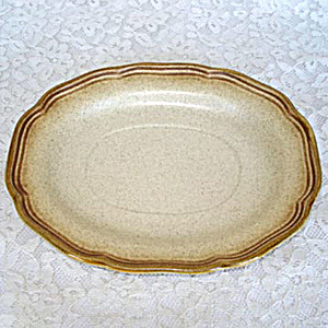 Mikasa Whole Wheat Replacement Gravy Underplate