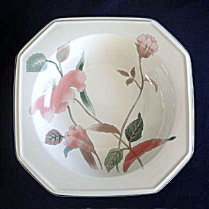 Mikasa Silk Flowers Soup Bowl - 5 Available (Image1)